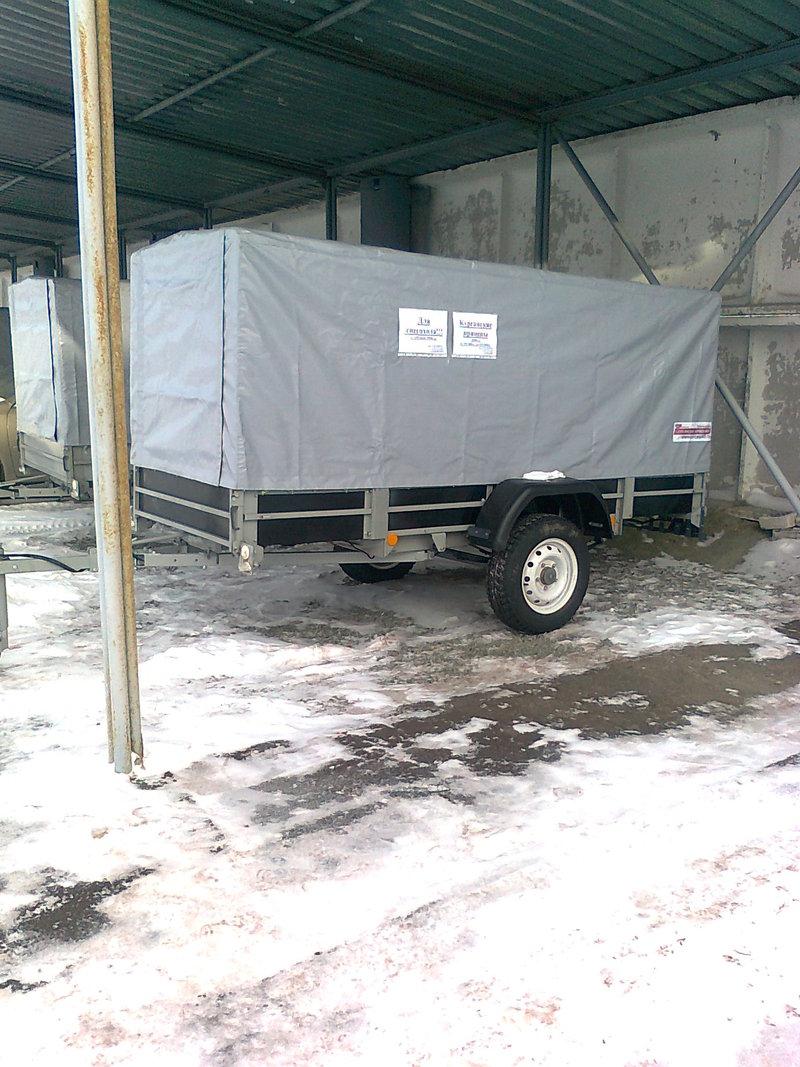Регион. продажа курганских прицепов крепыш в наличии и на заказ, прицепы для снегоходов...