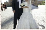Продам итальянское свадебное платье в идеальном состоянии
