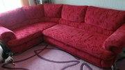 Продам диван + 1 кресло в комплекте в отличном состоянии