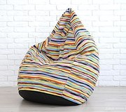 Кресла-мешки от 15.000тг. Подушка в подарок. Бесплатная доставка.