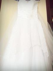 Продам свадебное платье,  отличное состояние,  фирменное платье