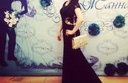 Продам вечернее платье с кристаллами сваровски