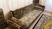 Продам диван-книжка и 2 кресла,  б/у,  состояние хорошее.