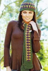 шапочки шарфы свитера варежки